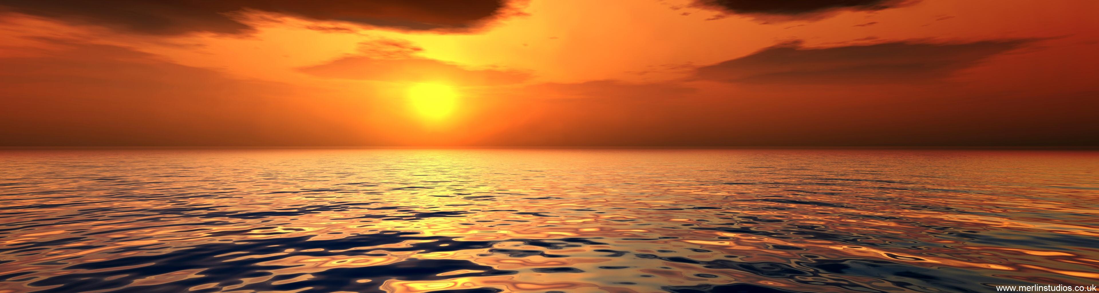 pin golden sunset hd - photo #11
